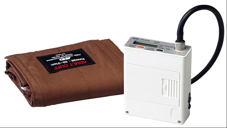 日本爱安德TM2430动态血压监护仪限时特惠中!