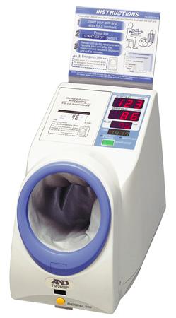 日本爱安德全自动血压计TM-2655P限时特惠中!